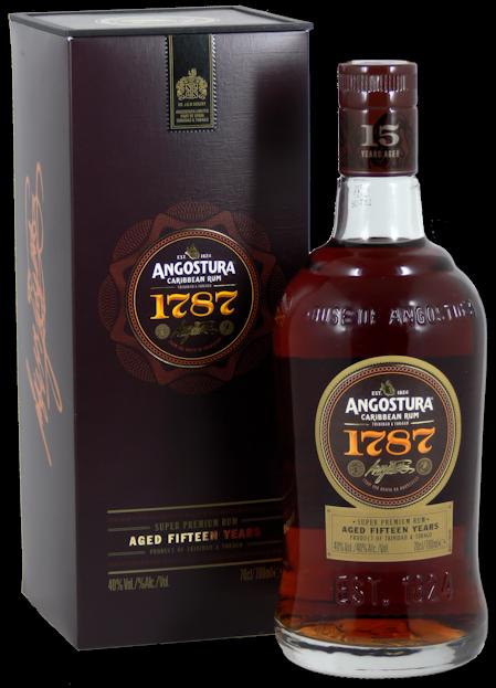 Angostura 1787 Caribbean Rum 40% vol. 0,7l