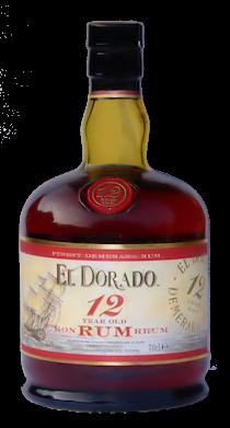 El Dorado Rum 12 Jahre 40% vol.