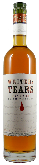 Writers Tears Irish Whiskey 40% vol. 0,7l