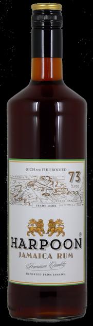 Harpoon Jamaica Rum 73% vol. 1,0 Liter