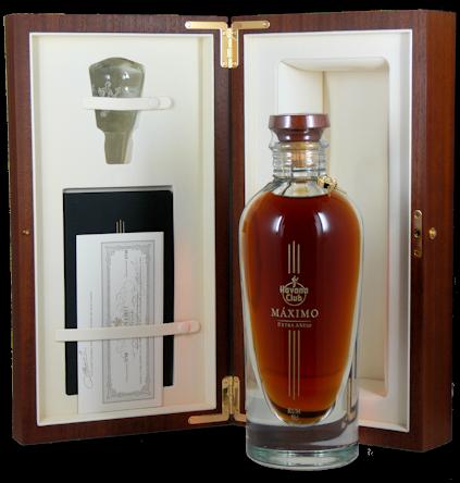 Havana Club Maximo Extra Anejo Rum 40% vol. 0,5 Liter