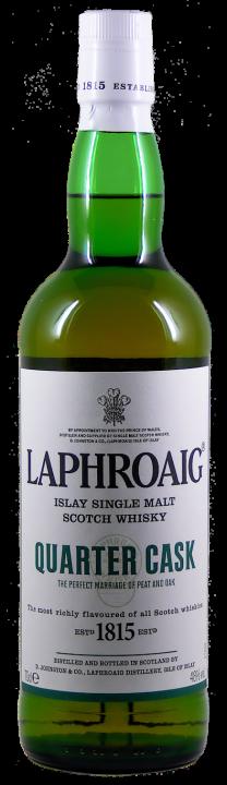 Laphroaig Quarter Cask Malt Whisky 48% vol. 0,7l