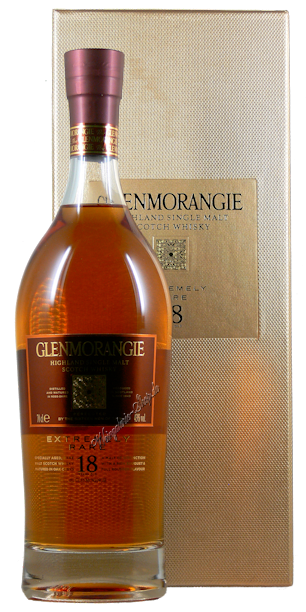 Glenmorangie Whisky 18 Jahre 43% vol. 0,7l