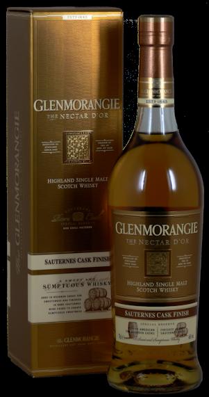 Glenmorangie 12 Jahre Nectar DOr Whisky 46% vol.