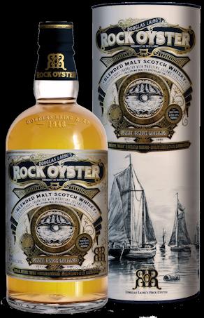 Rock Oyster Blended Malt Scotch Whisky 46,8% vol. 0,7l
