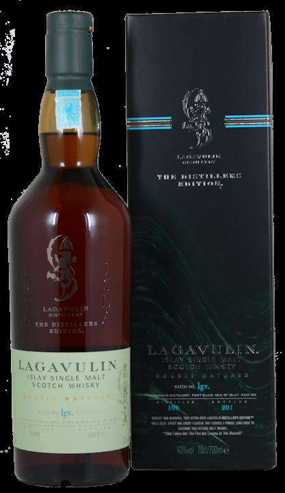 Lagavulin Whisky Distillers Edition 43% vol. 0,7l