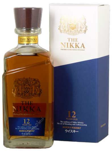 Nikka 12 Whisky 43,0% vol. 0,7l