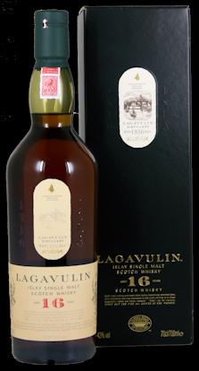 Lagavulin 16 Jahre Islay Single Malt Scotch Whisky 43% vol.