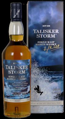 Talisker Storm Single Malt Scotch Whisky 45,8% vol 0,7l