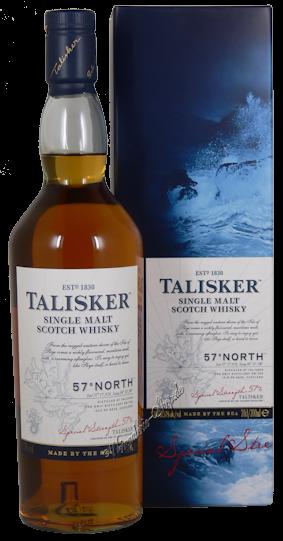 Talisker 57° North Single Malt Whisky 57,0% vol. 0,7l