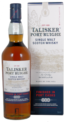 Talisker Port Ruighe Single Malt Scotch Whisky 45,8% vol. 0,7l