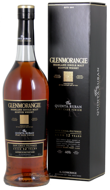 Glenmorangie Quinta Ruban Whisky Port Cask Finish 46% vol.