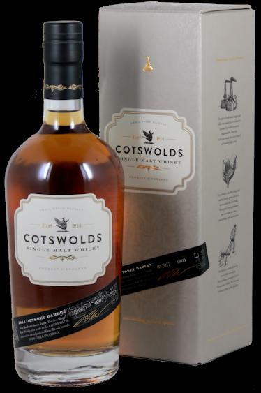 Cotswolds Single Malt Whisky 46% vol.