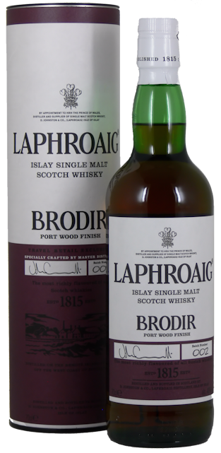 Laphroaig Brodir Whisky Port Wood Finish 48% vol. 0,7l