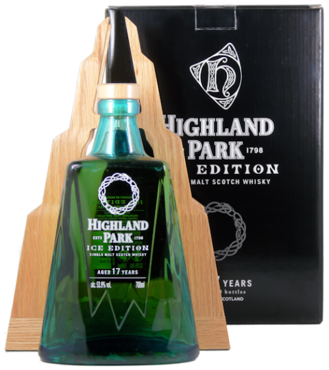 Highland Park ICE Edition Single Malt Scotch Whisky