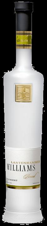 Lantenhammer Williamsbirnenbrand unfiltriert 42% vol. 0,5l