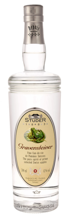 Studer Gravensteiner Apfel 41% 0,7l