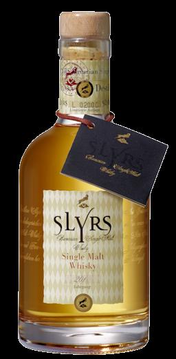 SLYRS Bavarian Single Malt Whisky 43% 0,35l
