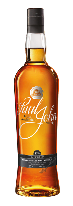 Paul John Bold Indian Single Malt Whisky 46% vol. 0,7l