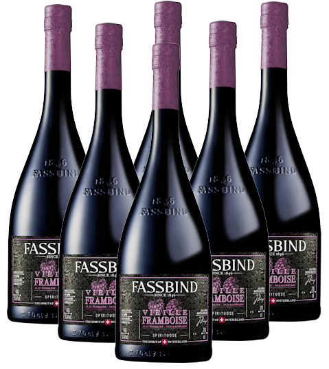 Fassbind Vieille Framboise Sparpack