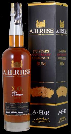A.H. Riise XO Reserve 175 Anniversary 42% vol. 0,7l