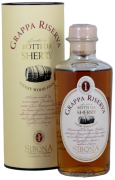 Sibona Grappa Riserva Botti da Sherry 40% vol. 0,5l