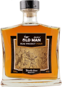 Old Man Rum Project Four Vanilla Cane 40% vol. 0,7l