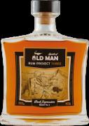 Old Man Rum Project Three Dark Expression 40% vol. 0,7l