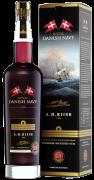 A.H. Riise Royal Danish Navy Strength Rum 55% vol. 0,7l