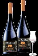 Fassbind Vieille Abricot Genießer Paket 40% vol.
