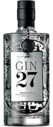 Gin 27 Premium Appenzeller Dry Gin 40% vol. 0,7l