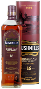 Bushmills 16 Jahre Irish Whiskey Three Woods 40% vol. 0,7l