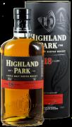 Highland Park 18 Jahre Single Malt Scotch Whisky 43% vol.