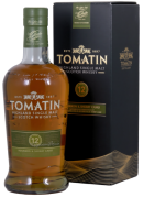 Tomatin 12 Jahre Single Malt Scotch Whisky 43% vol. 0,7l