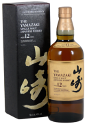 Suntory Yamazaki Whisky 12 Jahre 43% vol. 0,7l