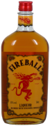 Fireball Whisky Zimt Likör 33% vol. 0,7l