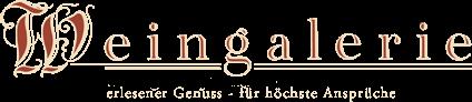 Weingalerie - Shop
